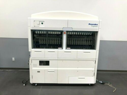 Parata Express RX Pill Dispensing System, Model 901-0135 & 901-0060, Automation