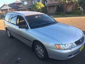 2004 Holden Commodore Wagon Lidcombe Auburn Area Preview