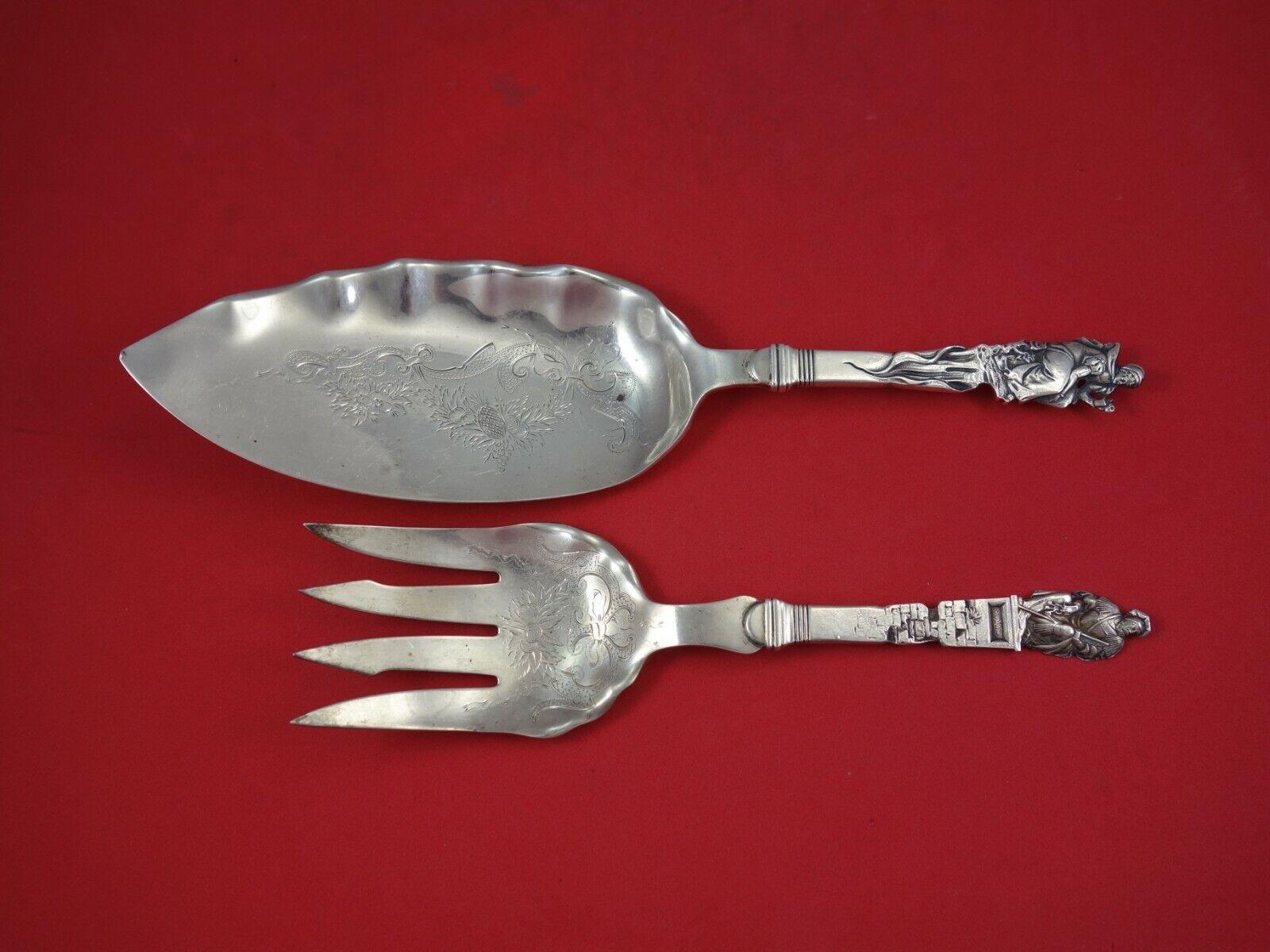 "Lansdowne by Gorham Sterling Silver Coffee Spoon 5 1//2/"""
