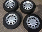 VW / AUDI ALLOY WHEELS AND TYRES FOR T4 TRANSPORTER  Long Jetty Wyong Area Preview