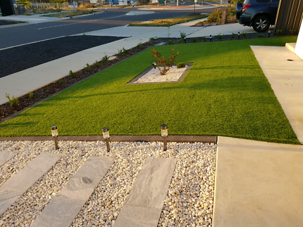 Canberra landscaping