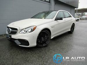 2014 Mercedes Benz E-Class E63 AMG 4MATIC! Easy Approvals!