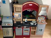 Little Tykes Kitchen and BBQ