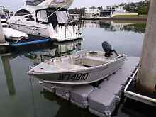 3.2m HD dinghy and 15 HP Merc Hope Island Gold Coast North Preview
