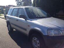1999 Honda CRV SUV Newcastle Newcastle Area Preview