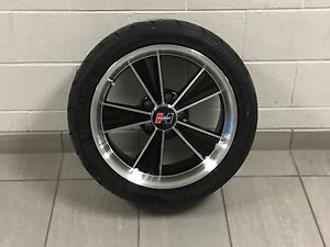 NEW NEVER USED Hurst Rims and Firestone Firehawk Indy 500 Tires