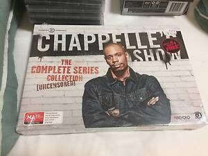 Chappelle's Show Complete Series Berwick Casey Area Preview