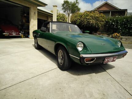1973 Jensen Jensen Healey Coupe