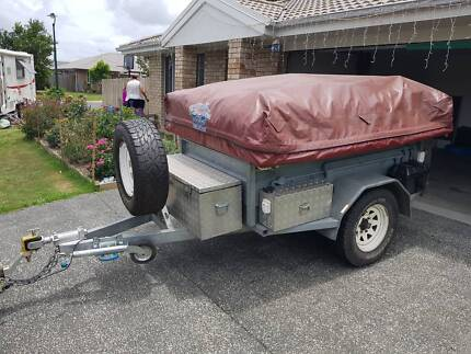 2009 Pinnacle Galvanised Family Camper trailer Caboolture Caboolture Area Preview