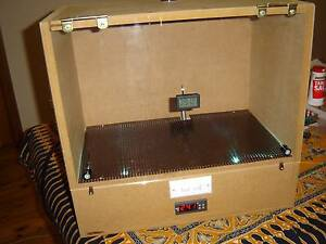 BROODER BOX, BIRDS, FOWL, REPTILES, HATCH 240V, AUTO TEMP CONTROL Bribbaree Weddin Area Preview