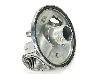 Cim-tek 50136 1 14 Npt 40 Series Aluminum Filter Adapter Refurbished