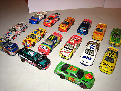 Lot of 15 Hot Wheels & Racing Champions Toy Race Cars NASCAR Jeff Gordon