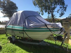 Savage Escort 5.2 Fishing, cruising, family fun Stirling Stirling Area Preview