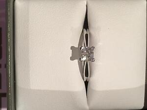 Diamond solitaire ring Duncraig Joondalup Area Preview