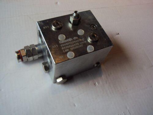 REXROTH R930066498 23/19  Control Valve