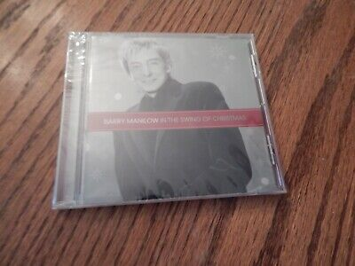 "Barry Manilow ""In The Swing of Christmas""; CD/Sealed"