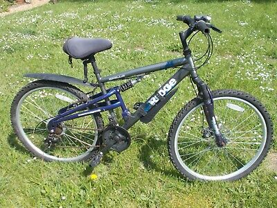 Apollo Ridge Mountain Bike - Shimano equipped - in very good condition