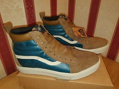 Vans Vault X The North Face Sk8 Hi-MTE LX Sneakers UK11 NIB Mens Rare Trainers