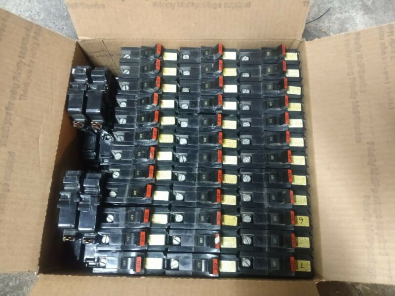 84 FPE 20 Amp Breaker Lot