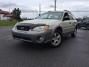 2007 Subaru Outback certified on special