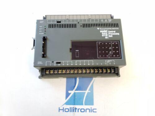 Texas Instruments 315-DR Processor Unit