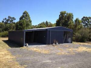 12m x 6m Shed Frame Kelmscott Armadale Area Preview