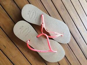 Havaianas ladies thongs size 41/42 - Brand New! Coorparoo Brisbane South East Preview