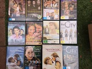 Assorted DVD's - Chick Flicks and Action (something for everyone) Coolbellup Cockburn Area Preview