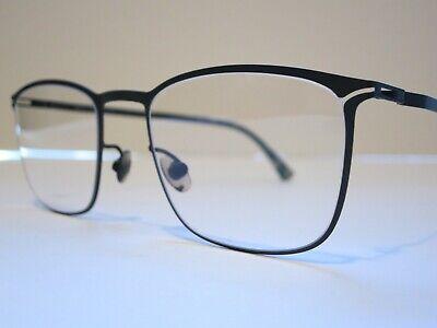 Mykita Lite VEIT 002 Black Optique Glasses Eyewear Eyeglass Frame Handmade (Handmade Eyewear)