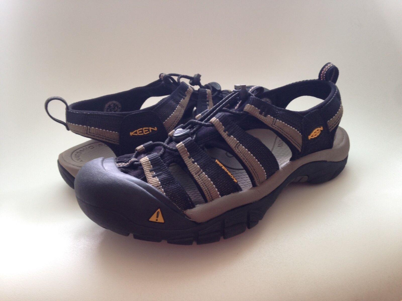Keen Newport H2 Black/Stone Gray Sport Sandal Men's sizes 7-17 NEW!!! 1