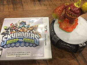 Skylander Nintendo 2DS or 3DS game and portal
