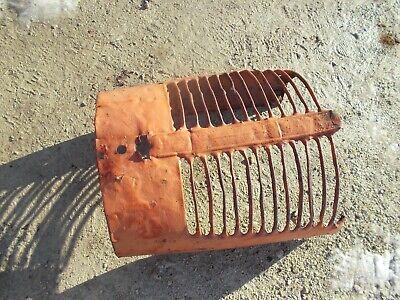 Case Vac14 14 Tractor Original Front Nose Cone Grill Radiator Cover