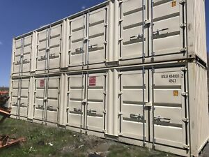 NEW AND USED SHIPPING CONTAINERS / SEA CANS / STORAGE FOR SALE
