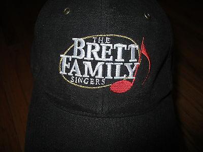 Brett Familie Singers Hut Bestickt Baseball Kappe Branson Weihnachten Anzeigen (Anzeigen Baseball)