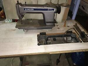 Industrial Sewing Machine - SINGER Lidcombe Auburn Area Preview