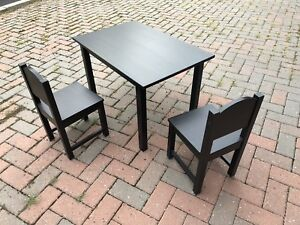 Sundvik children's table & chairs