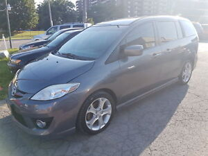 2010 Mazda Mazda5 GT 6 PASSENGER, LOADED