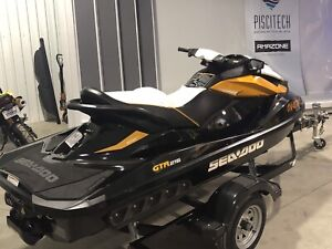 Motomarine sea doo brp gtr 215  super charge. 2014  $10,900.00