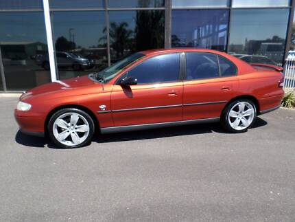 Holden Commodore 5 Speed Manuel Sedan 2000 Traralgon East Latrobe Valley Preview