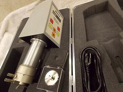 Brookfield Digital Viscometer Lvdv-icp Perfect W Factory Case 115v Cord Dv-i