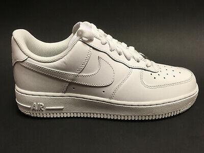 NIKE Air Force 1 '07 Herren Sneaker weiss 315122 111 neues Modell vom Händler 07 Sneakers