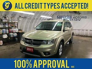 2011 Dodge Journey SXT*ALLOYS*DUAL ZONE CLIMATE CONTROL*POWER WI