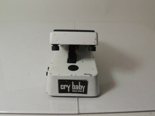 Dunlop CBM105Q Bass Crybaby Mini Wah Effects Pedal Free USA Shipping