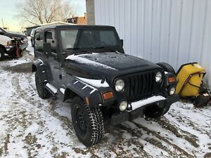Selling a 2000 Jeep TJ
