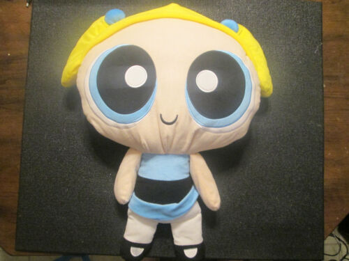 """Power Puff Girls - Bubbles - 27"""" Plush Doll Very Large"""