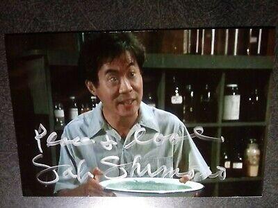 SAB SHIMONO Authentic Hand Signed Autograph 4X6 Photo - MASH