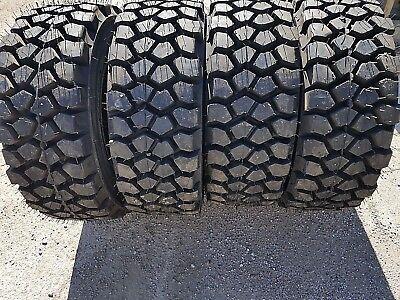 12-16.5 14ply Starmaxx Sm-135 Skidsteer Tires Set Of Four Free Shipping
