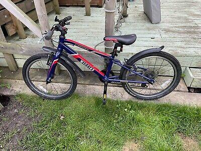 "wiggins chartres 20"" kids bike 2019 blue/red"