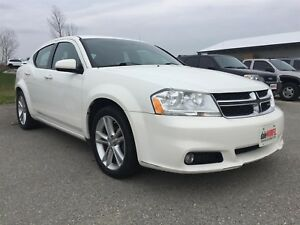 2011 Dodge Avenger SXT - As Traded