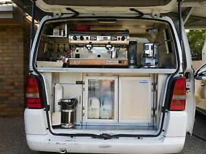 Coffee Van  for sale Petrie Pine Rivers Area Preview